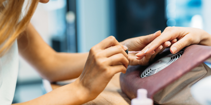 Are Nail Salon Fumes Toxic?