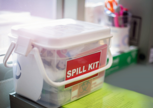 Chemical Spill Kit for Laboratory